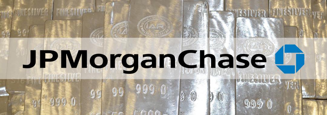 J. P. Morgan Chase kauft Gold